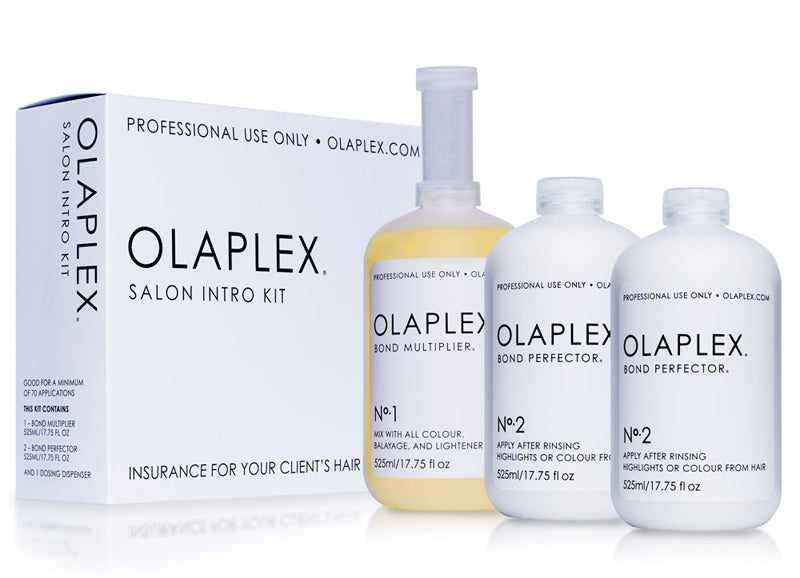Olaplex Salon Intro Kit - 17.75 oz  Set of 3