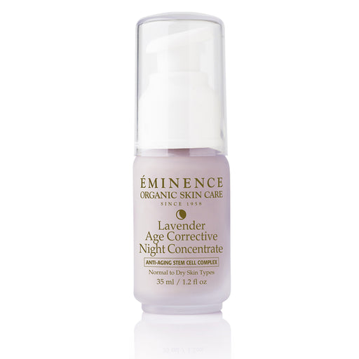 Eminence Lavender Age Corrective Night Concentrate - 1.2 oz