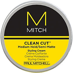 Paul Mitchell Mitch Clean Cut Styling Cream - 3 oz