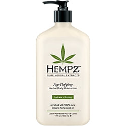 Hempz Age Defying Herbal Body Moisturizer - 17 fl. oz.