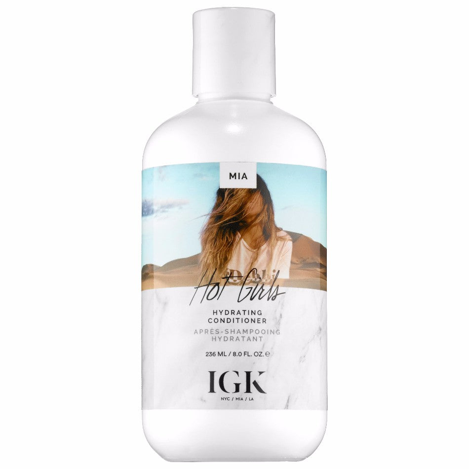 IGK Hot Girls Hydrating Conditioner 8 oz