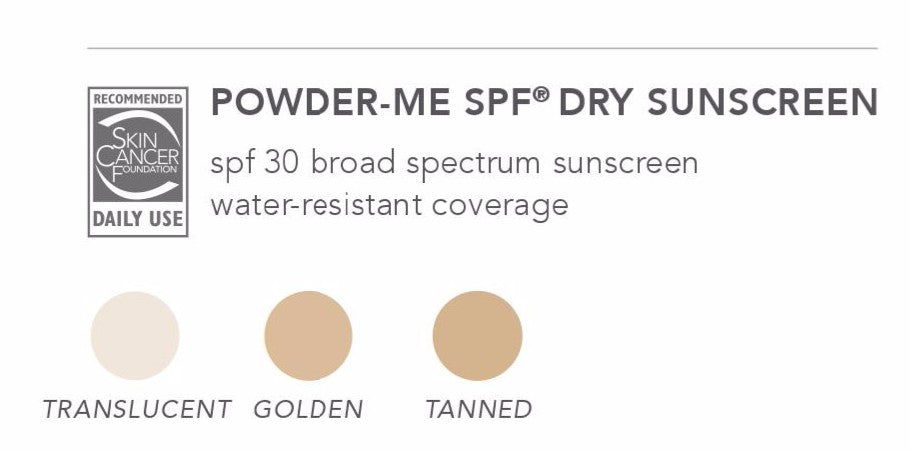 jane iredale Powder-Me SPF Dry Sunscreen  SPF30 - 0.62 oz