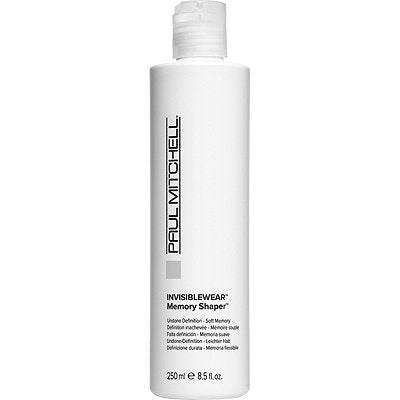 Paul Mitchell Invisiblewear Memory Shaper - 8.5 oz