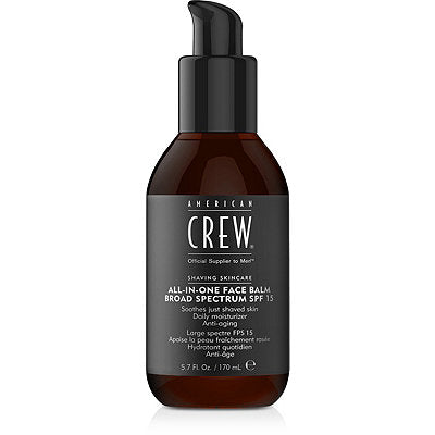 American Crew All-In-One Face Balm with SPF 15 1.7 oz