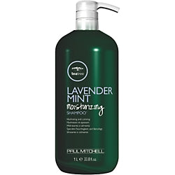 Paul Mitchell Tea Tree Lavender Mint Moisturizing Shampoo  - 33.8 oz