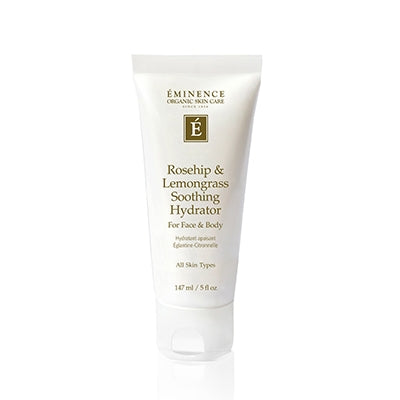 Eminence Rosehip & Lemongrass Soothing Hydrator for Face & Body - 5 oz