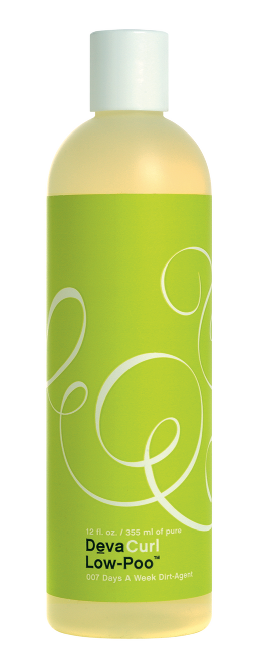 DevaCurl Low-Poo Mild Lather Cleanser - 12 oz