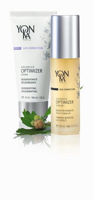 Yonka Advanced Optimizer Serum + Creme Firming Duo