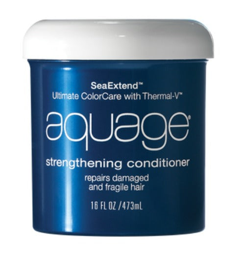 Aquage Sea Extend Strengthening Conditioner - 16 oz
