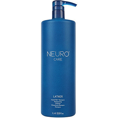 Paul Mitchell Neuro Care - Lather HeatCTRL Shampoo - 33.8 oz
