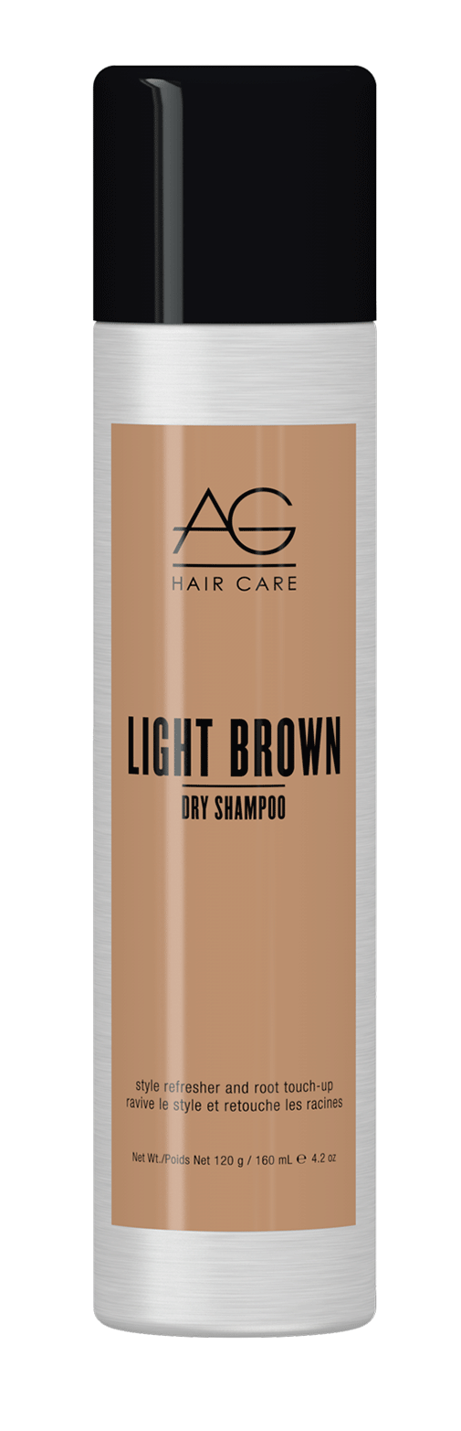 AG Hair Dry Shampoo Light Brown - 4.2 oz