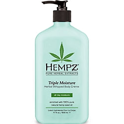 Hempz Triple Moisture Whipped Body Creme - 17 fl. oz.