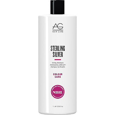 AG Hair Colour Care Sterling Silver Shampoo 33.8 oz
