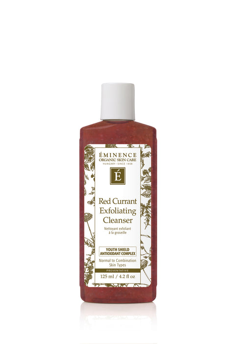 Eminence Red Currant Exfoliating Cleanser - 4.2 oz