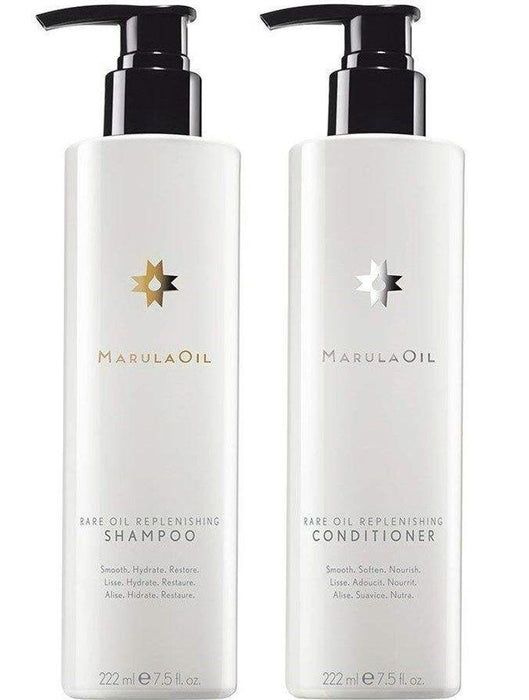 Paul Mitchell Marula Oil Rare Oil Replenishing Shampoo and Conditioner Duo 7.5oz