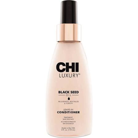 CHI Luxury Black Seed Leave-In Conditioner 4 oz