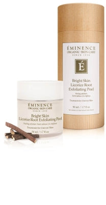 Eminence Bright Skin Licorice Root Exfoliating Peel - 1.7 oz
