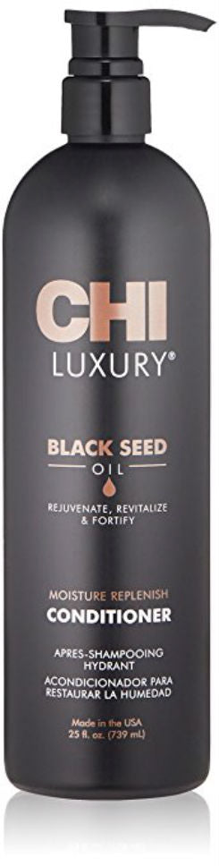 CHI Luxury Black Seed Moisture Replenish Conditioner 25 oz