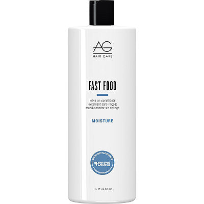 AG Hair Moisture Fast Food Leave-On Conditioner 33.8 oz