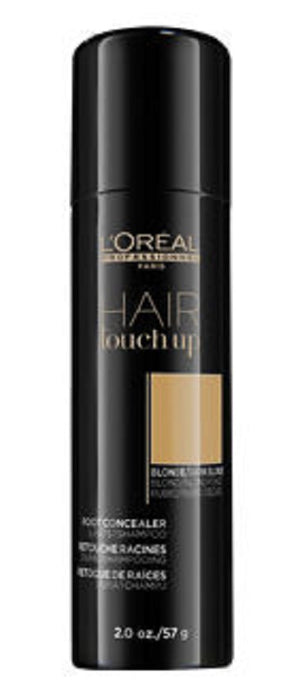 L'Oreal Professionnel Hair Touch Up Root Concealer Blonde / Dark Blonde 2 oz