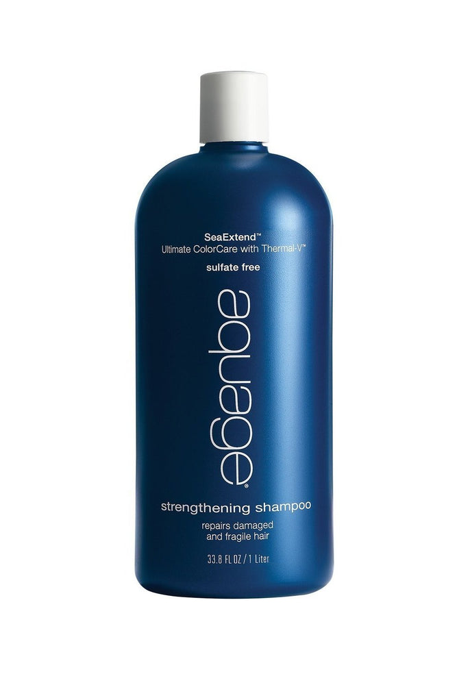 Aquage Sea Extend Strengthening Shampoo - 1 Liter