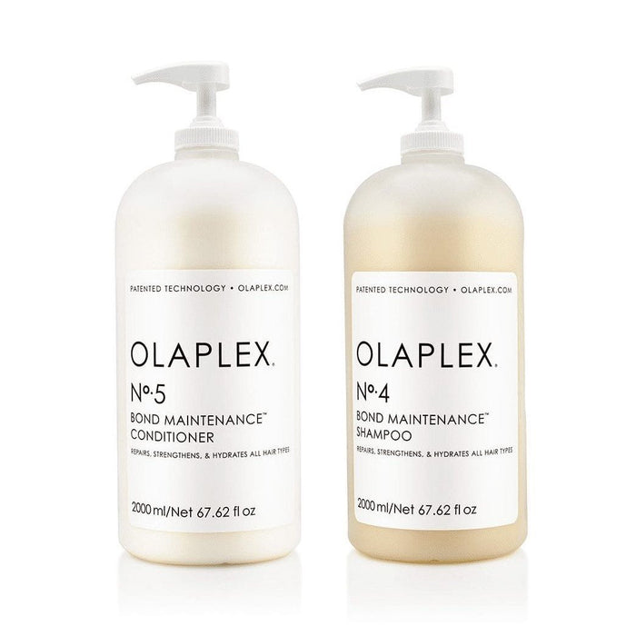 OLAPLEX Bond Maintenance Shampoo and Conditioner Duo 67.62 oz