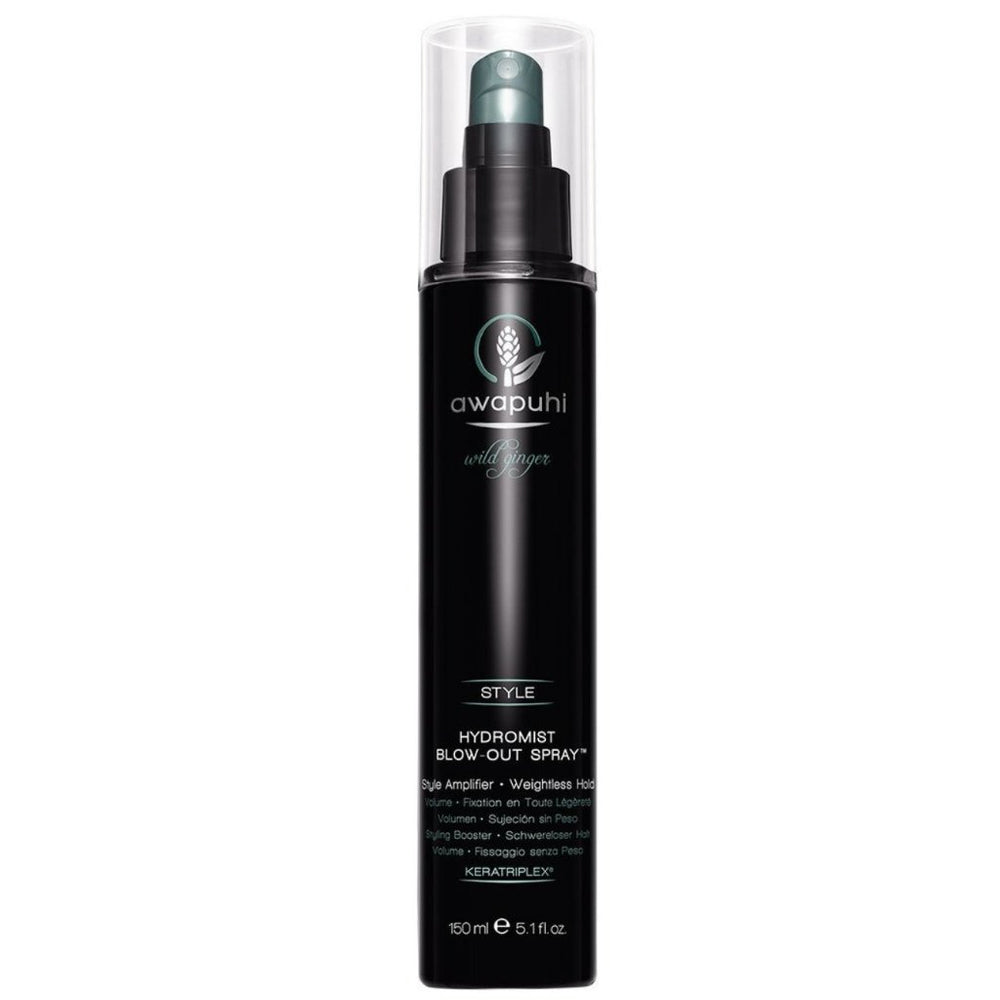 Paul Mitchell Awapuhi Wild Ginger HydroMist Blow-Out Spray 5.1 oz.