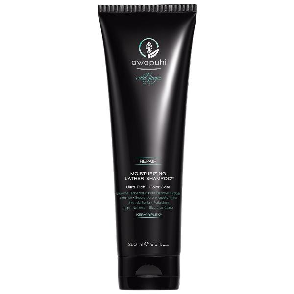 Paul Mitchell Awapuhi Wild Ginger Moisturizing Lather Shampoo 8.5 oz.