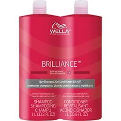 Wella International Care3 Brilliance Liter Duo Fine/Normal Colored Hair