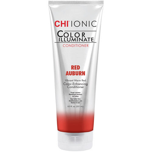 CHI Ionic Color Illuminate Conditioner Red Auburn 8.5 oz