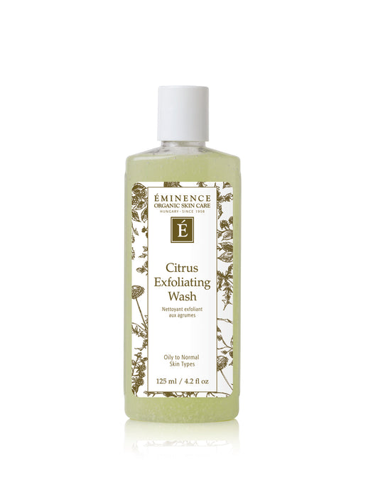 Eminence Citrus Exfoliating Wash - 4.2 oz