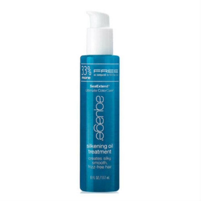 Aquage Silkening Oil Treatment Bonus Size - 6 oz