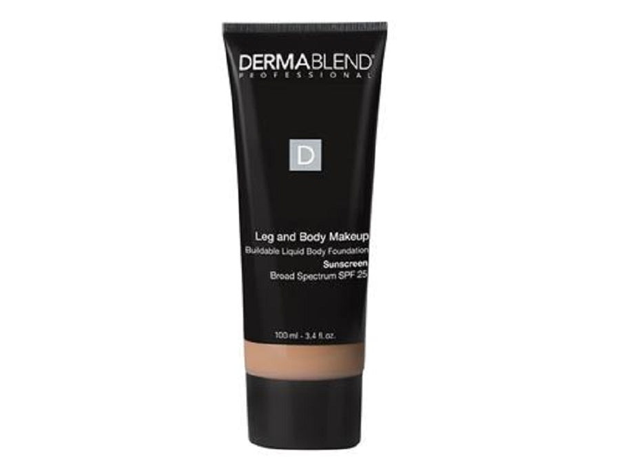Dermablend Leg & Body Makeup SPF 25 - 3.4 oz