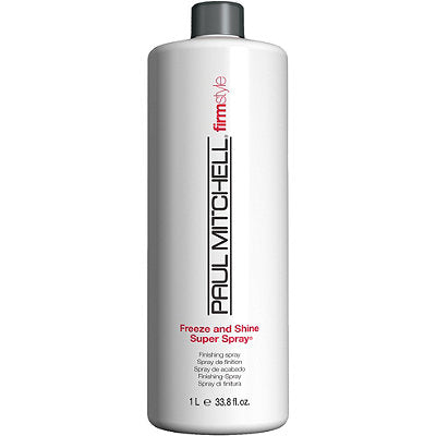 Paul Mitchell Freeze & Shine Super Spray 33.8 oz