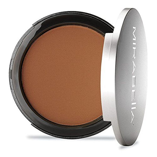 Mirabella Pure Press Mineral Powder Foundation - V, 8g/0.28oz