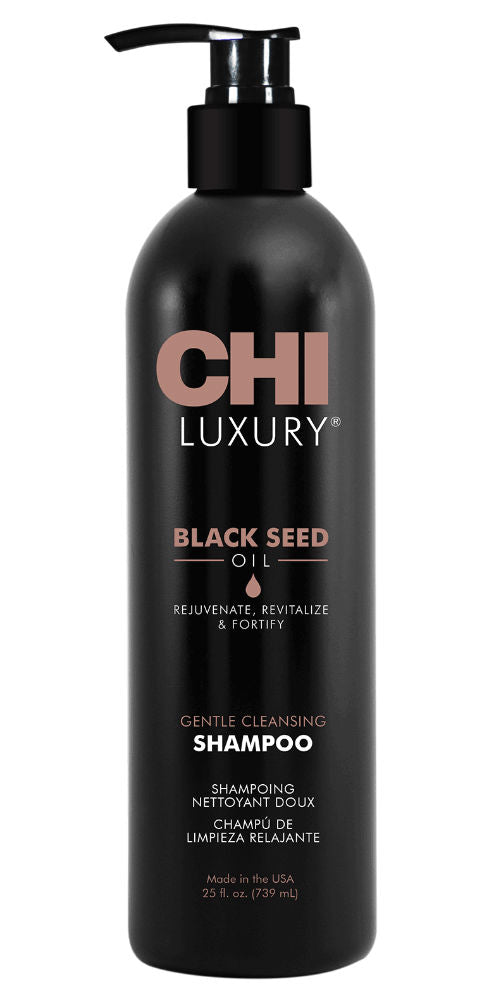 CHI Luxury Black Seed Gentle Cleansing Shampoo 25 oz
