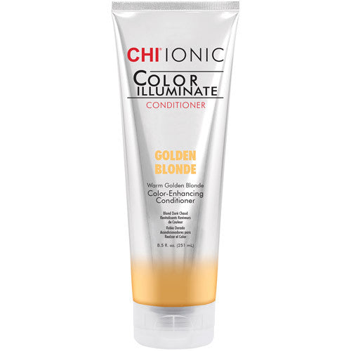 CHI Ionic Color Illuminate Conditioner Golden Blonde 8.5 oz