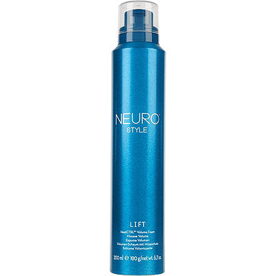 Paul Mitchell Neuro Style - Lift HeatCTRL™ Volume Foam - 6.7 oz