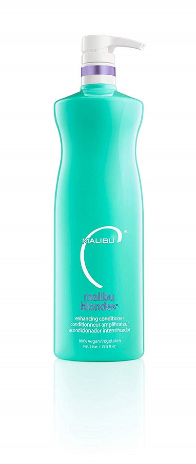 Malibu C Blondes Wellness Conditioner 33.8 fl. oz