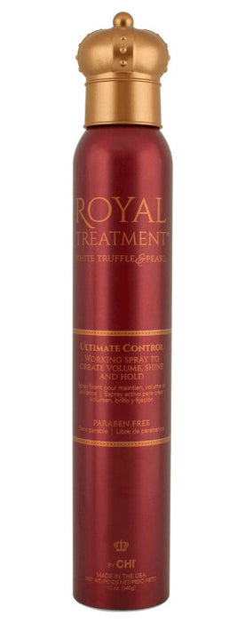 CHI Royal Treatment Ultimate Control Hairspray 12 oz