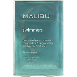 Malibu C Swimmers Wellness Treatment Box - 12 Count