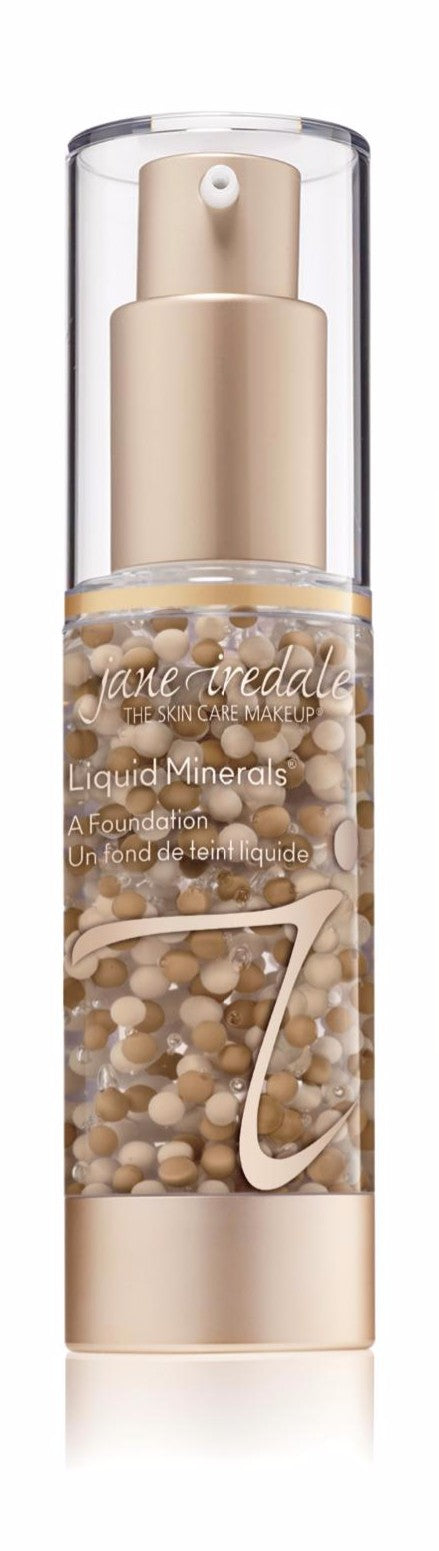 jane iredale Liquid Minerals A Foundation - 1 oz