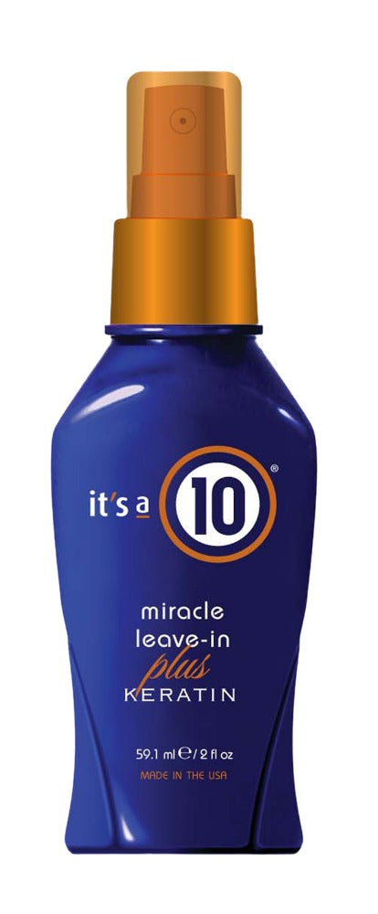 It's a 10 Miracle Leave-In Plus Keratin - 2 oz