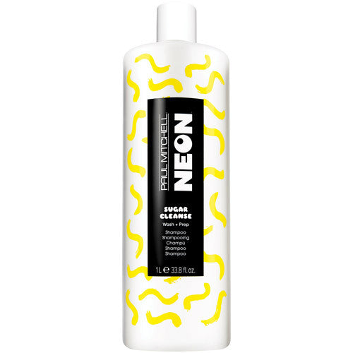 Paul Mitchell Neon Sugar Cleanse Shampoo 33.8 oz