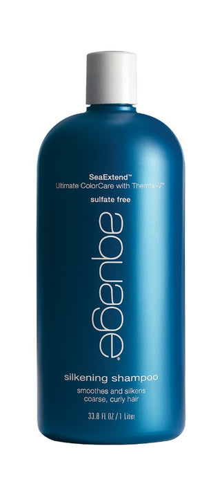 Aquage SeaExtend Silkening Shampoo - 33.8 oz