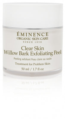 Eminence Clear Skin Willow Bark Exfoliating Peel - 1.7 oz