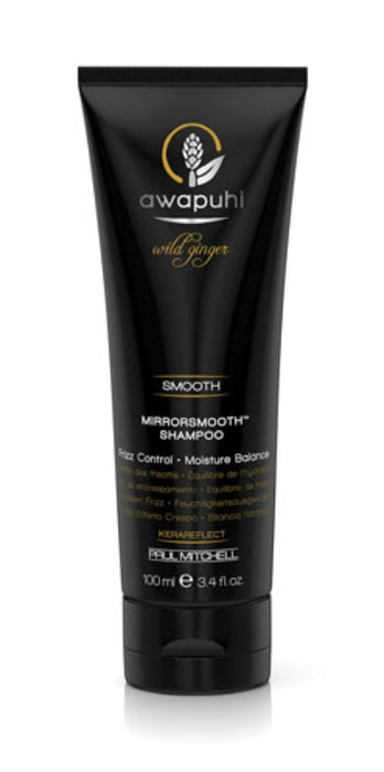 Paul Mitchell Awapuhi Wild Ginger MirrorSmooth Shampoo - 3.4 oz