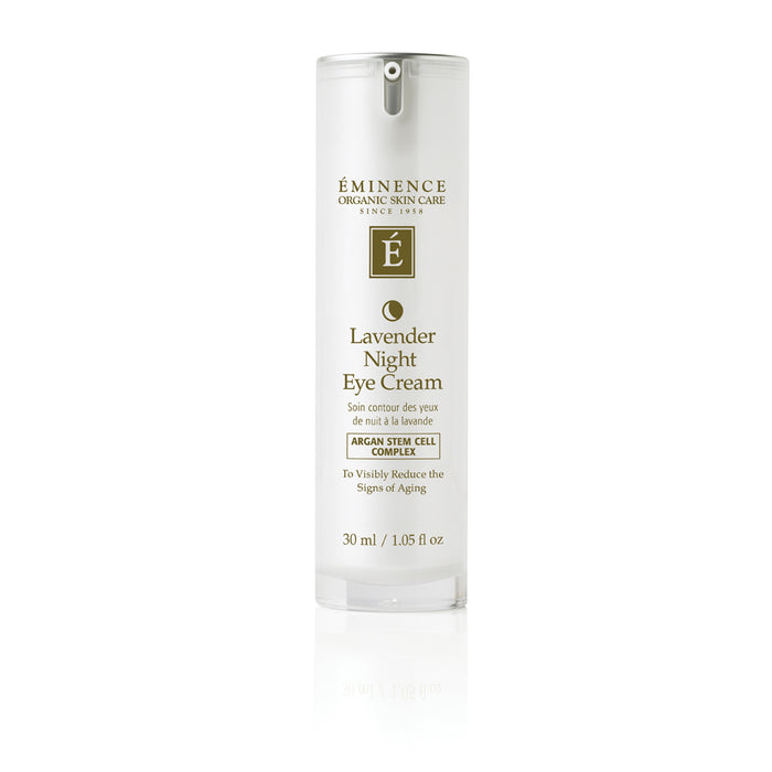 Eminence Lavender Age Corrective Night Eye Cream - 1.05 oz
