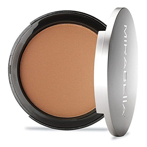 Mirabella Pure Press Mineral Powder Foundation - IV, 8g/0.28oz
