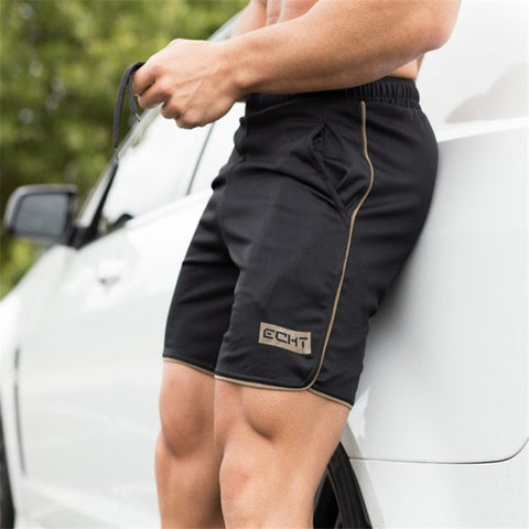 KORKSLORES 2017 Men's Casual Summer Shorts Sexy Sweatpants Male Fitness Bodybuilding Workout Man Fashion Crossfit Short pants